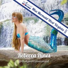 Miss Mermaid West Virginia 2021