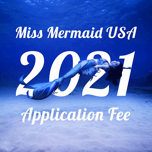 2021 Application Fee