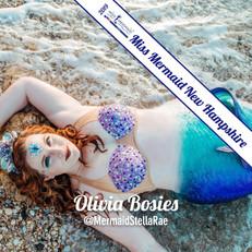 Miss Mermaid New Hampshire 2019