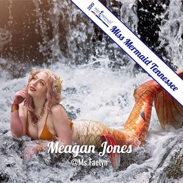 Miss Mermaid Tennessee 2019