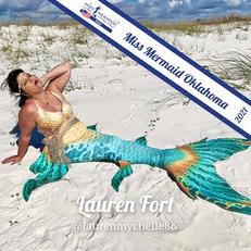 Miss Mermaid Oklahoma 2021