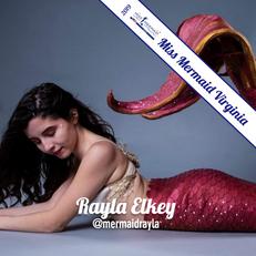 Miss Mermaid Virginia 2019