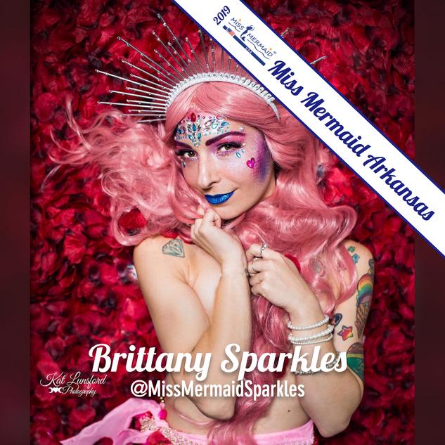 Miss Mermaid Arkansas 2019