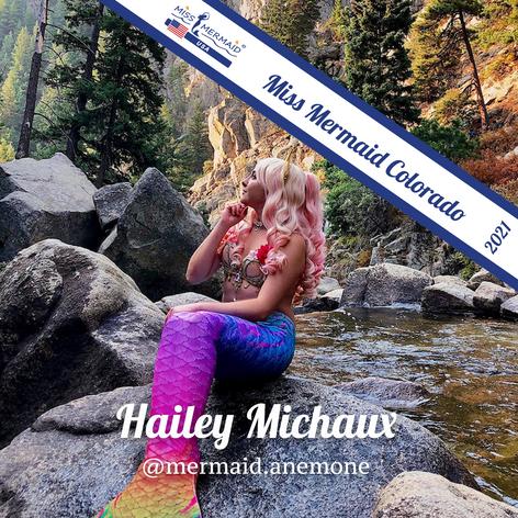 Miss Mermaid Colorado 2021