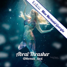 Miss Mermaid Georgia 2019