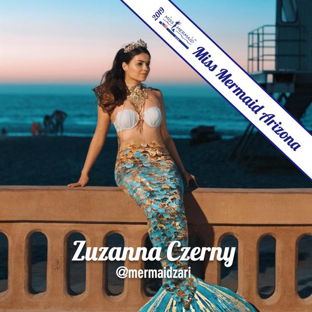 Miss Mermaid Arizona 2019