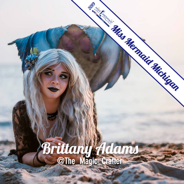 Miss Mermaid Michigan 2019