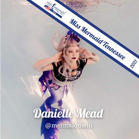 Miss Mermaid Tennessee 2021