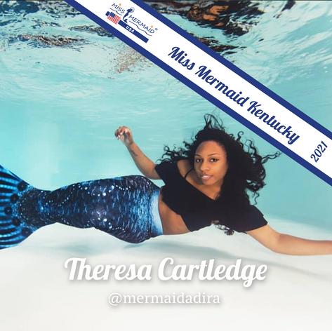 Miss Mermaid Kentucky 2021