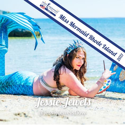 Miss Mermaid Rhode Island 2021
