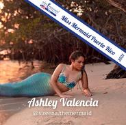 Miss Mermaid Puerto Rico 2021