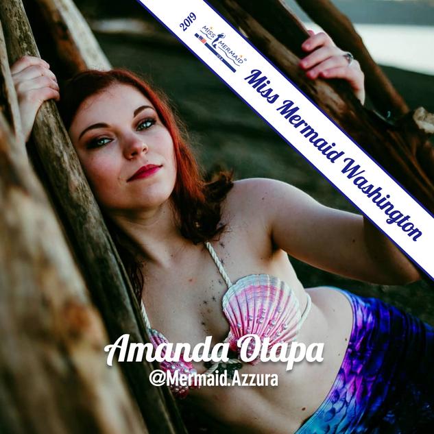 Miss Mermaid Washington 2019