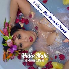 Miss Mermaid Hawaii 2019