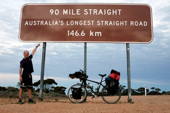 Biking Across Australia: Perth to Sydney