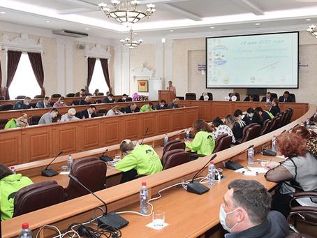 25 мая 2021 г. в министерстве образования Иркутской области состоялась творческая встреча, посвященн