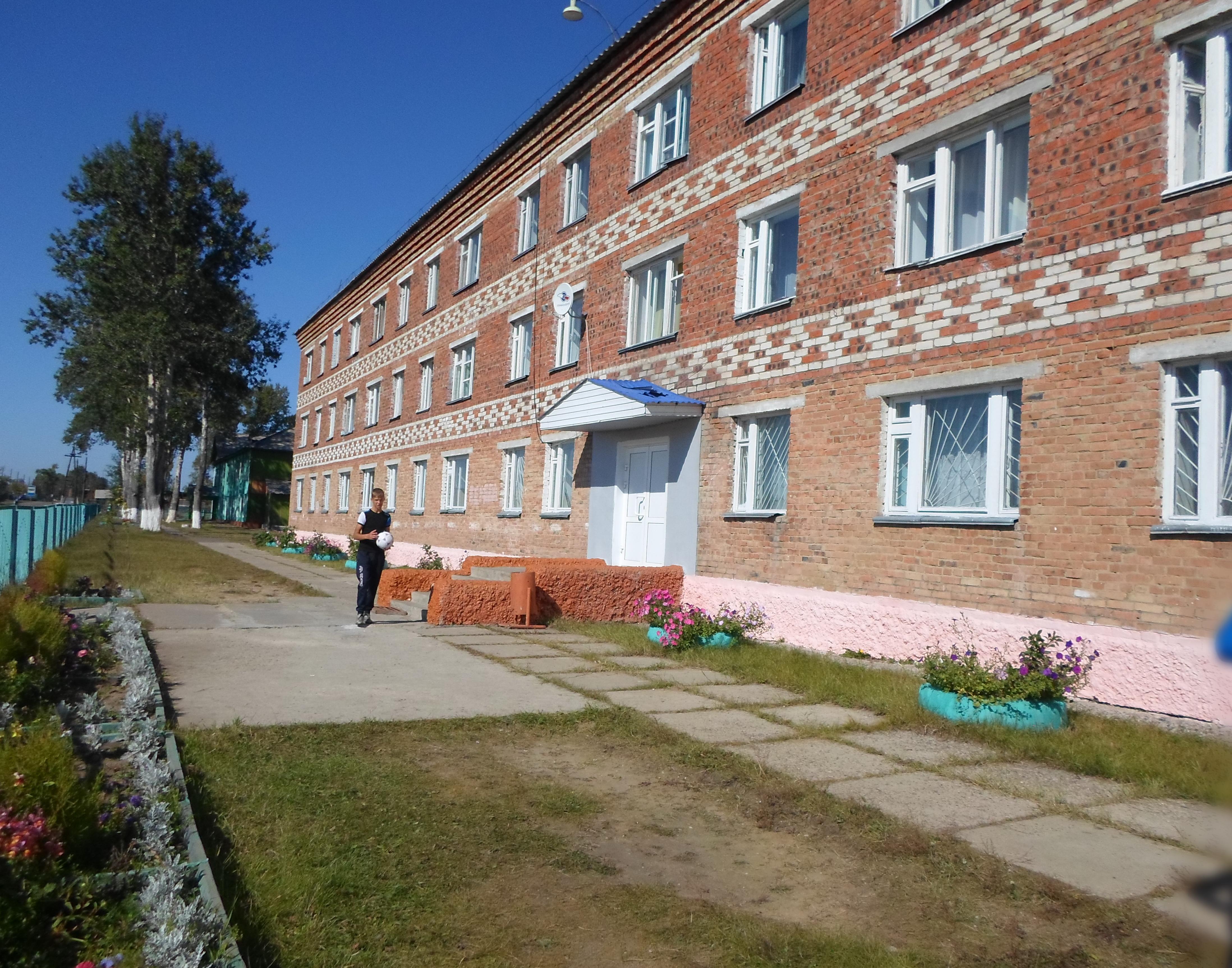 общежитие сентябрь 2016