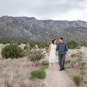 Julie & Sam Engagement
