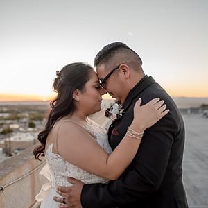 Lecia & Alex Wedding