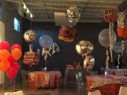 Kids Zone at Kira's Batmitzvah
