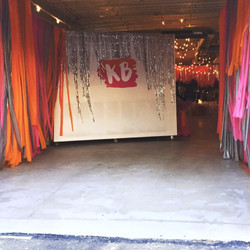 Kira's Bat mitzvah Entrance