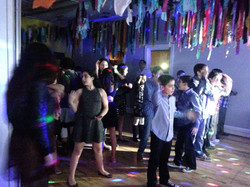 mik+lio bat mitzvah party