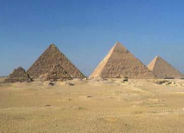 egypte pirmaniden