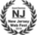 NJWebFest 2019 Award Nominee Laurel - wh