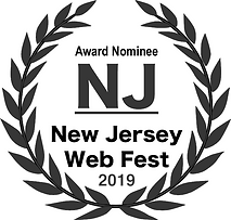 NJWebFest 2019 Award Nominee Laurel - wh