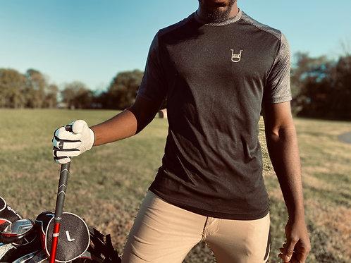 UdeesaCamo Sleeve Mesh Activewear [Short Sleeve]