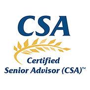 Certified Senior Advisor (CSA)