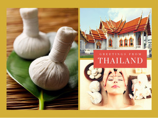 Thai Herbal January Facial of the Month