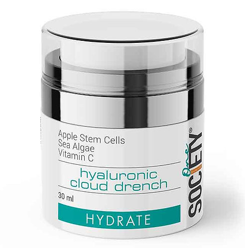 hyaluronic cloud drench