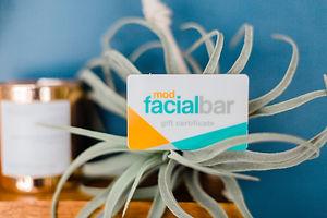 mod society facial bar