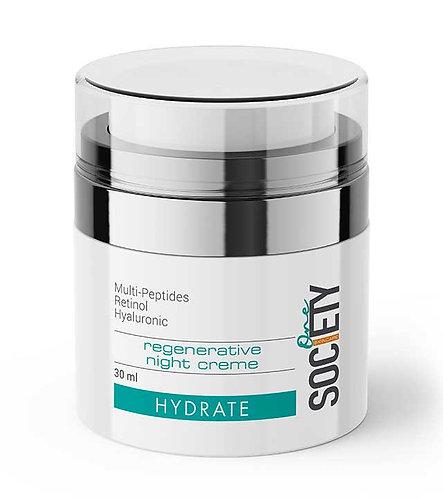 regenerative night cream