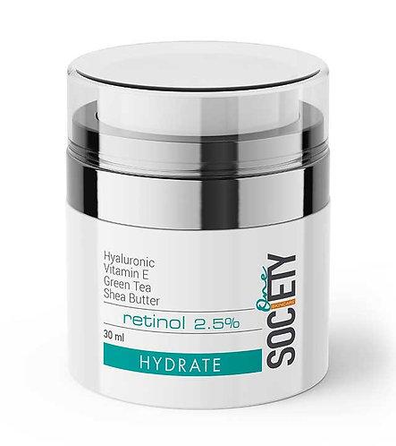 multi-correction anti aging + brightening (retinol 2.5%) 50ml