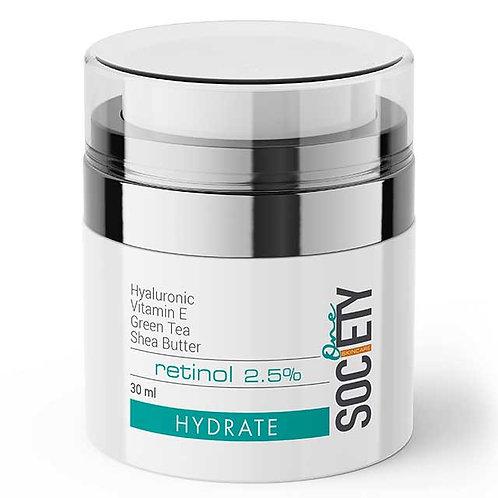 multi-correction anti aging and brightening (retinol 2.5) 50ml
