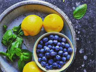 Chilled Icebox Lemon + Blueberry Facial
