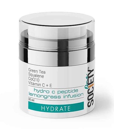 hydro c peptide lemongrass infusion