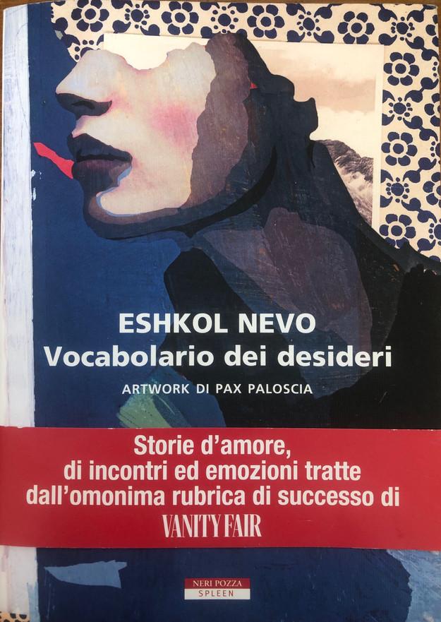Vocabolario dei desideri – Eshkol Nevo – Pax Paloscia – Neri Pozza.