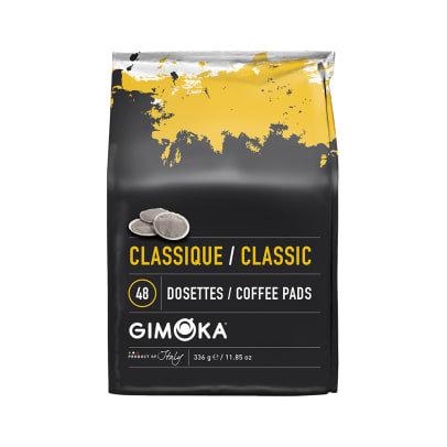 """GIMOKA COFFEE PADS """"CLASSIC"""" - 48 PADS"""