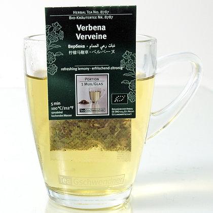 "GSCHWENDNER TEA ""VERBENA"" 1.2 g x25"