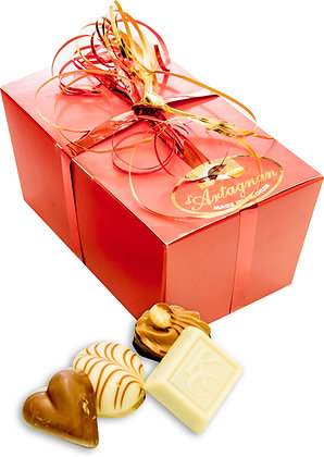 BELGIAN CHOCOLATE BOX 500G