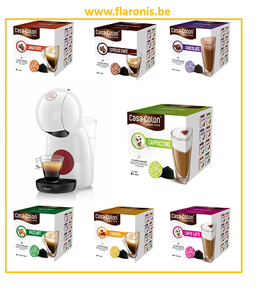 PACK DOLCE GUSTO - WEISS