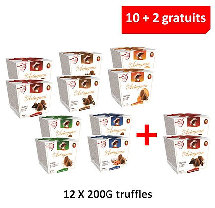 10+2 FOR FREE PROMOTION - TRUFFLES MIX