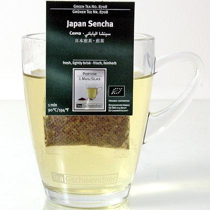 "GSCHWENDNER TEA ""JAPAN SENCHA"" 2 g x25"