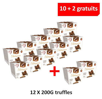 10+2 FOR FREE PROMOTION - TRUFFLES CAPPUCCINO