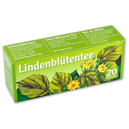 LIME BLOSSOM TEA - 20 pcs