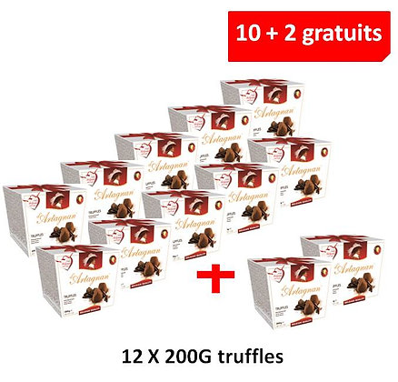 10+2 FOR FREE PROMOTION - TRUFFLES CACAO