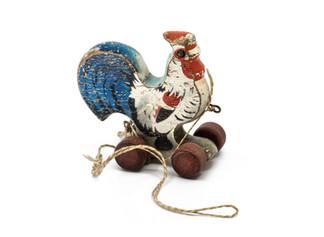 Toy belonging to John Glass