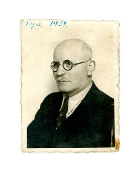 Photograph of Abraham Jura